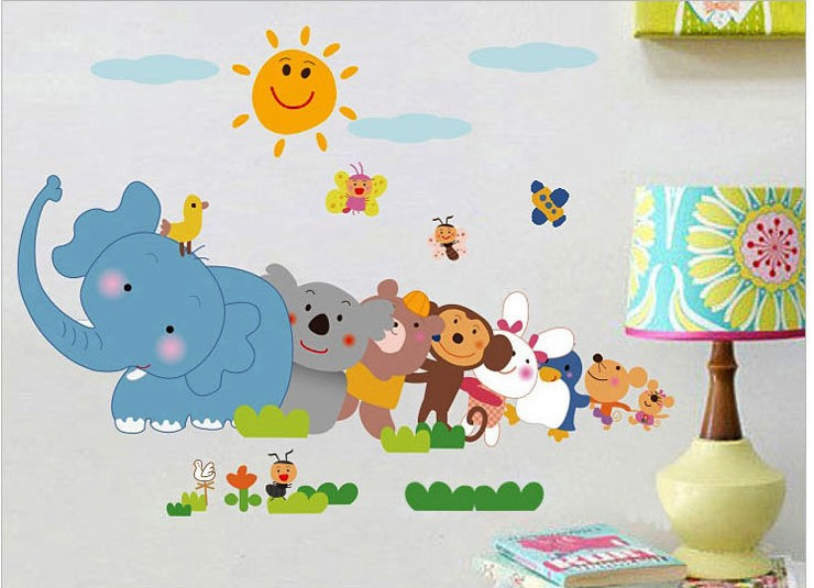 Nursery Room Wallpaper ~ TheNurseries