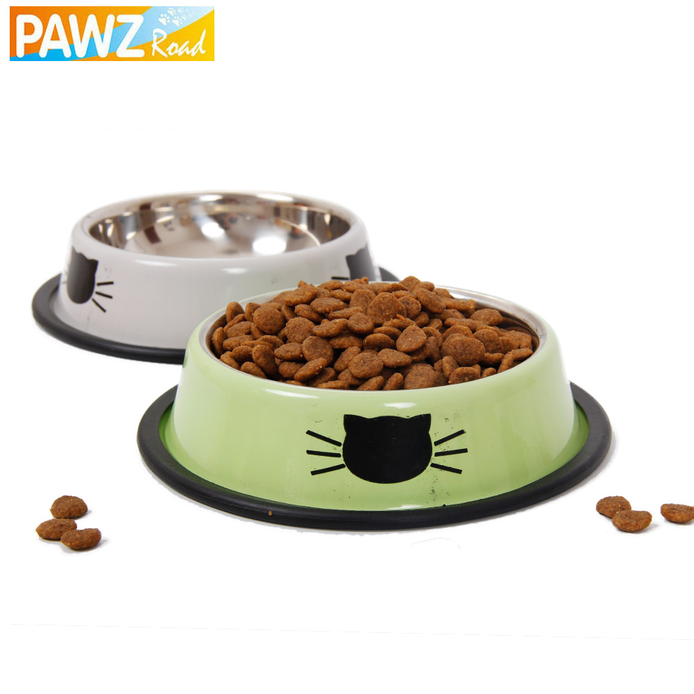 Free Shipping pet dog cat Bowl Puppy Drinking Collapsible Easy Taking Feeding Water Feeder Travel Bowl 2colors