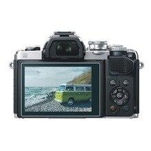 Закаленное стекло ЖК-экран протектор для цифровой камеры Olympus OM-D E-M10 II III/EM10 Mark II III