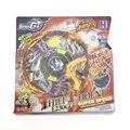 1 PCS Fusão de Metal Beyblade 4D Definir Marca New Rapidez Beyblade + Lançador de Zero G THIEF PHOENIC E230GCF Das Crianças Das Crianças brinquedos