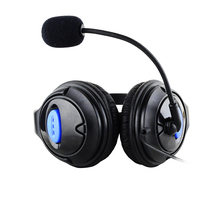 Stereo gaming headphone PS4 wired headset XBOX ONE gaming headphone  stereo headband headphone for smart phone, xiaomi