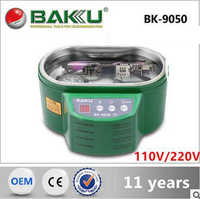 BK 9050 Ultrasonic Cleaning Machine Chip Clock And Watch Dentures Mobile Phone Glasses Jewelry Cleaners 110V