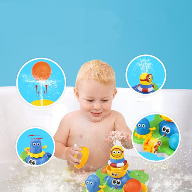 Baby Fountain Bath Toy