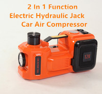 2 In 1 Function Auto Electric Hydraulic Jack Lifting Two Functions Jack For SUV Lift With