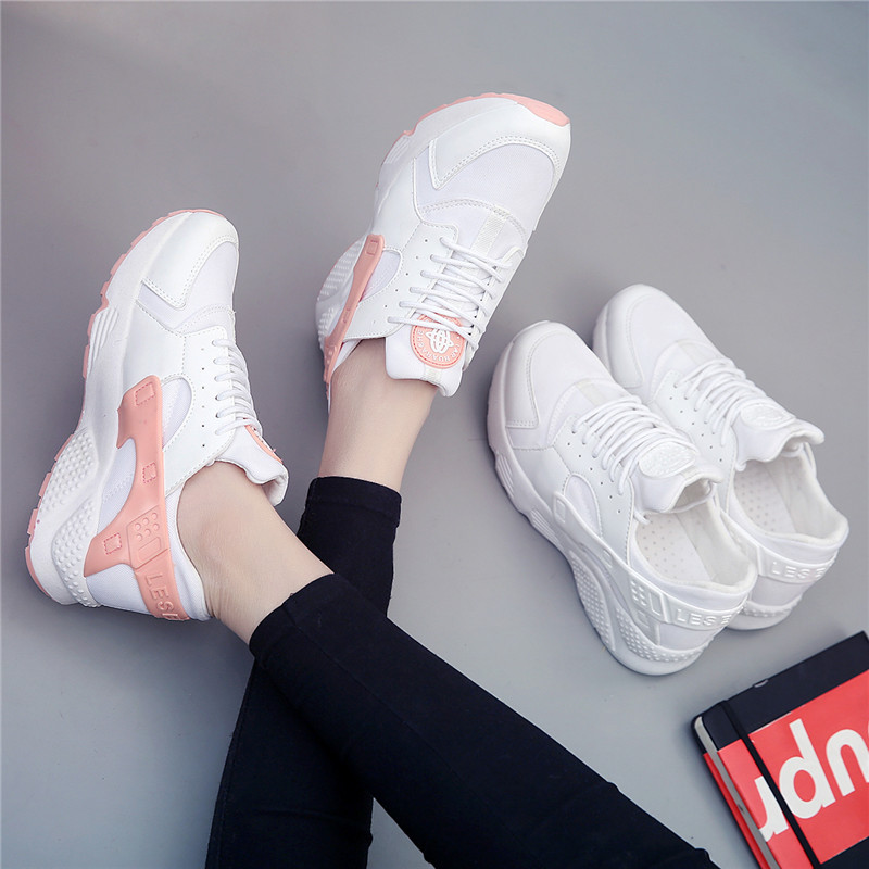 CPI 2018 Fashion Trainers Sneakers Women Casual Flat Shoes Air Mesh Grils Canvas Shoes Woman Tenis Feminino Zapatos Mujer EE-296