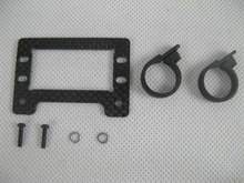 Tarot 500 Parts Rudder Servo Mount TL50038-99 Tarot 500 RC Helicopter Spare Parts FreeTrack Shipping