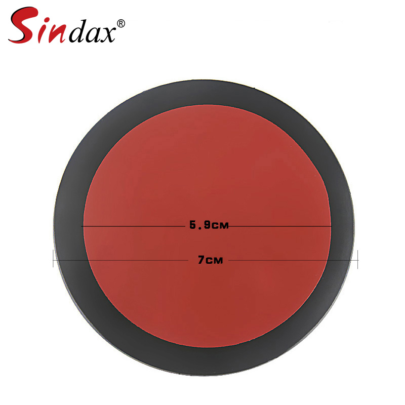 7CM Car GPS DVR Suction Cup Mount Sticker Base Plate Dashboard For Car DVR Digital Camera Suction Cup Safe Driving