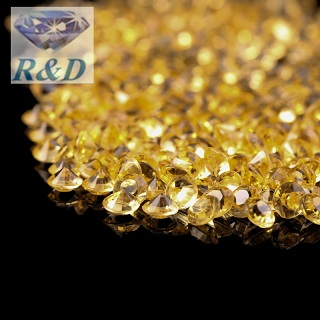 2000pcs/lot 13 Color in stock 8mm Wedding Table Crystals Scatter Acrylic Diamond Confetti for Wedding Party Favor Decoration