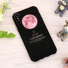 Love Moon Case For iPhone