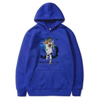 Stephen Curry Men pullovers hoodies sweatshirt Golden State Clothing streetwear casual tracksuit Warriors USA basketballer star 4