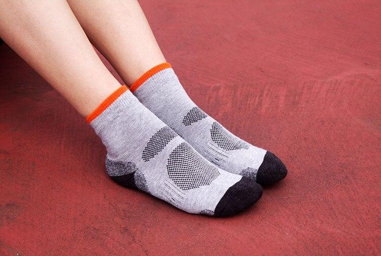 OLN EU36 46 vente chaude chaussettes femmes polaire chaussettes femme athlète qullity sokken pour filles dames (2 paires/lot) - 6