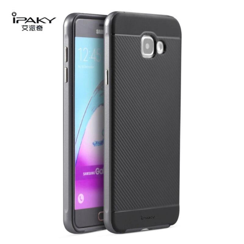 For Samsung Galaxy A5 A7 2016 A510 A710F Original IPAKY Case Hybrid Armor Silicone TPU Back