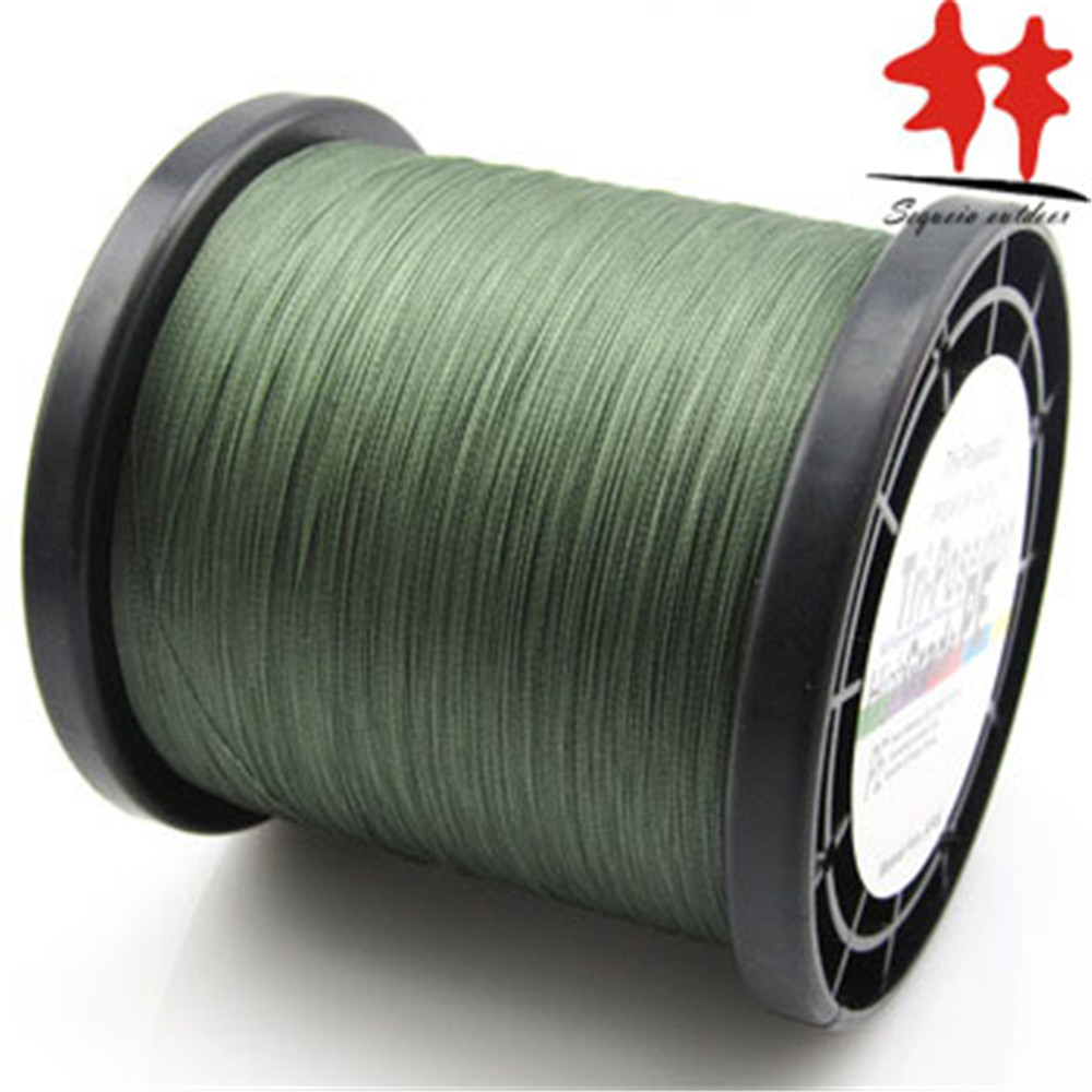 1000m braided fishing line extreme strong pe braided for 20 lb braided fishing line