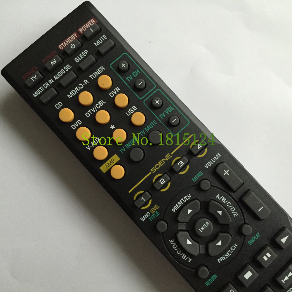 Universal Remote For Yamaha Receiver Rxv