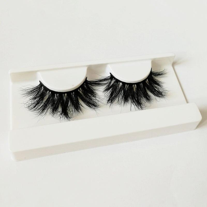 55fa13c8fea fluffy eyelash 25mm long lashes true mink eyelashes 3d fluffy lashes 5d  mink lashes private label 6d mink eyelashes vendor-in False Eyelashes from  Beauty ...