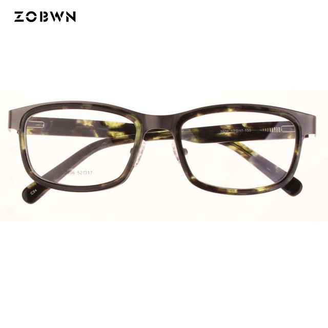 8967f364ccf3f Spring hinge glasses man business glasses also old man computer spectacles  oculos masculino male oculos de grau women eyeglasses