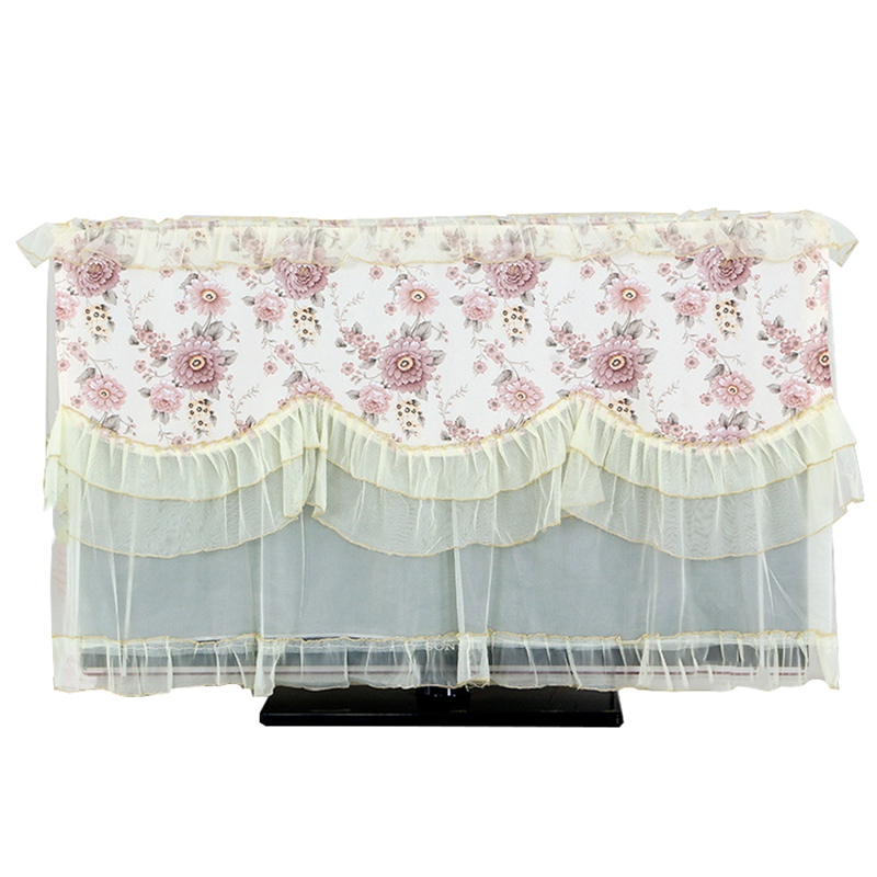 New TV Dust Cover LCD Computer Monitor Protector Wall Hangin