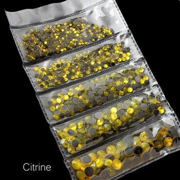 Διακοσμητικές χάντρες 1200pcs Mix Shiny Crystal Διακόσμηση Χόμπι MSOW