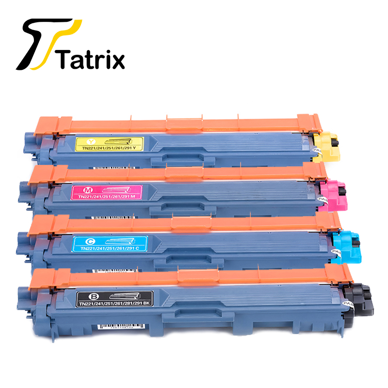Подробнее о Toner Cartridge for Brother Compatible Cartridge TN221 / TN241/ TN251/ TN261/ TN281/ TN291 for MFC9130/9140CDN/MFC9330 compatible color toner cartridge for brother tn221 tn241 tn251 tn261 tn281 tn291 for mfc9130 9140cdn mfc9330 9340cdw