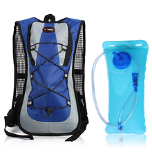5L Bicycle Backpack with 2L Water Bladder MTB Bike Cycling Hiking Camping Hydration Backpack Water Bag for Men and Women стоимость