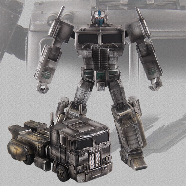 [Show.Z Store] Weijiang WJ MPP10W Oversized Heaven Commander Ultra Magnus Extremely Damaged Version Transformation Action Figure [show z store] [in stock] jj01 supreme leader oversized op classic transformation action figure