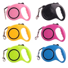 Nylon Retractable Dog Leash Rope For Small Medium Large Dog Cat Retractable Dog Leashes Cat Lead Pet Leash Collar Harness py0508