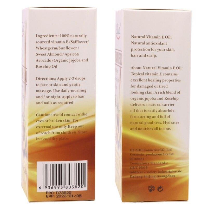Pure Natural Massage Spa Avocado Vitamin E Essential Oil Cold Pressed Moisturiser Castor Oil Hydrating Hair Care new 11