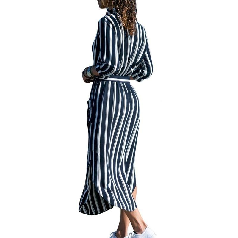 Sptrited Boho Dress Women Summer 2019 Plus Size Floral Casual Dress Chiffon Ladies V Neck Print Split Long Dresses For Women 3XL in Dresses from Women 39 s Clothing