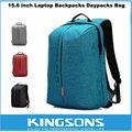 Kingsons Водонепроницаемый Противоугонная Портативный Ноутбук Рюкзак 15.6 дюймов Мешок Компьютера Для iPad/Macbook/Asus/Lenovo/Dell/Sony/HP/Samsung