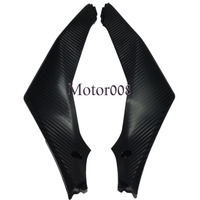 1 Pair Black Tank Side Fairing Panel Gas Tank Cover Panel Faring For Suzuki GSXR1000 2007 2008 K7 GSXR 1000 G SXR 1000 K7