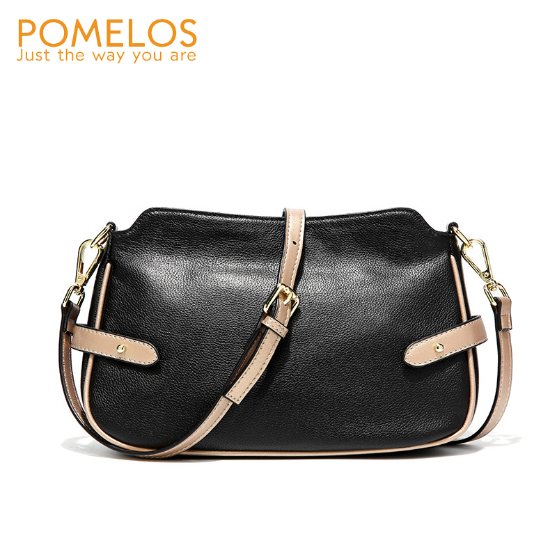 POMELOS High Quality Genuine Leather Bags For Women 2019 Fashion Purses and Handbags Shoulder Crossbody Bags for Women VersatilePOMELOS High Quality Genuine Leather Bags For Women 2019 Fashion Purses and Handbags Shoulder Crossbody Bags for Women Versatile