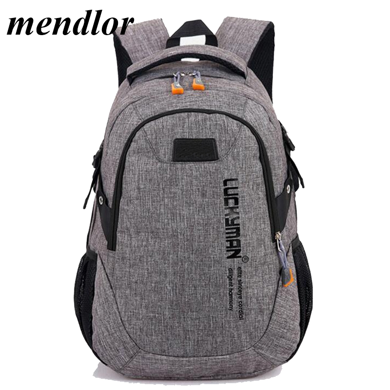 Teenagers School bags Boys and Girls School <font><b>Backpack</b></font> Daypack <font><b>Backpack</b></font> for Men <font><b>Women</b></font> Work Travel <font><b>Laptop</b></font> <font><b>Backpack</b></font> Mochila image