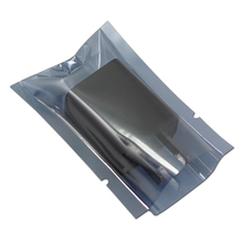 100PCS/Lot Antistatic ESD Shielding Open Top Package Bag Heat Sealable Anti Static Pouches Bags for