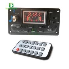 لمبة led بلوتوث الموسيقى الصوت الطيف مؤشر القرد MP3 مجلس مؤشر مستوى VU متر السرعة FLAC WMA FM وحدة الاستقبال التطبيق على سيارة