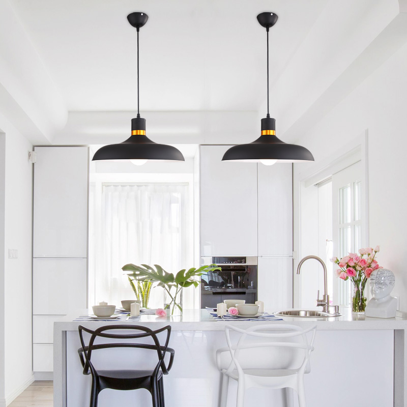 Modern Pendant Light Aluminium Hanging Pot Pendant Lamp Restaurant Dining Room Drop Pendant Light Home Lighting (21)