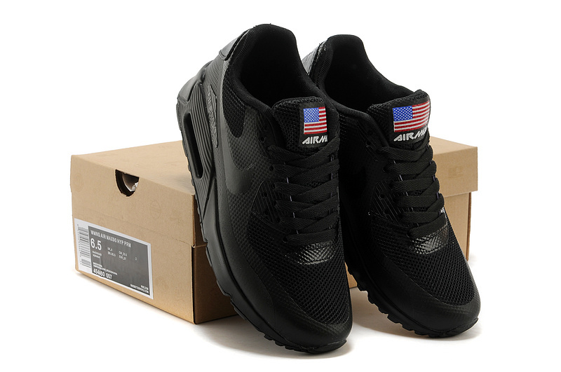 more photos c936d 733fa Nike Air Max 90 men Running Shoes USA Flag Athletic Shoes EUR SIZE ...