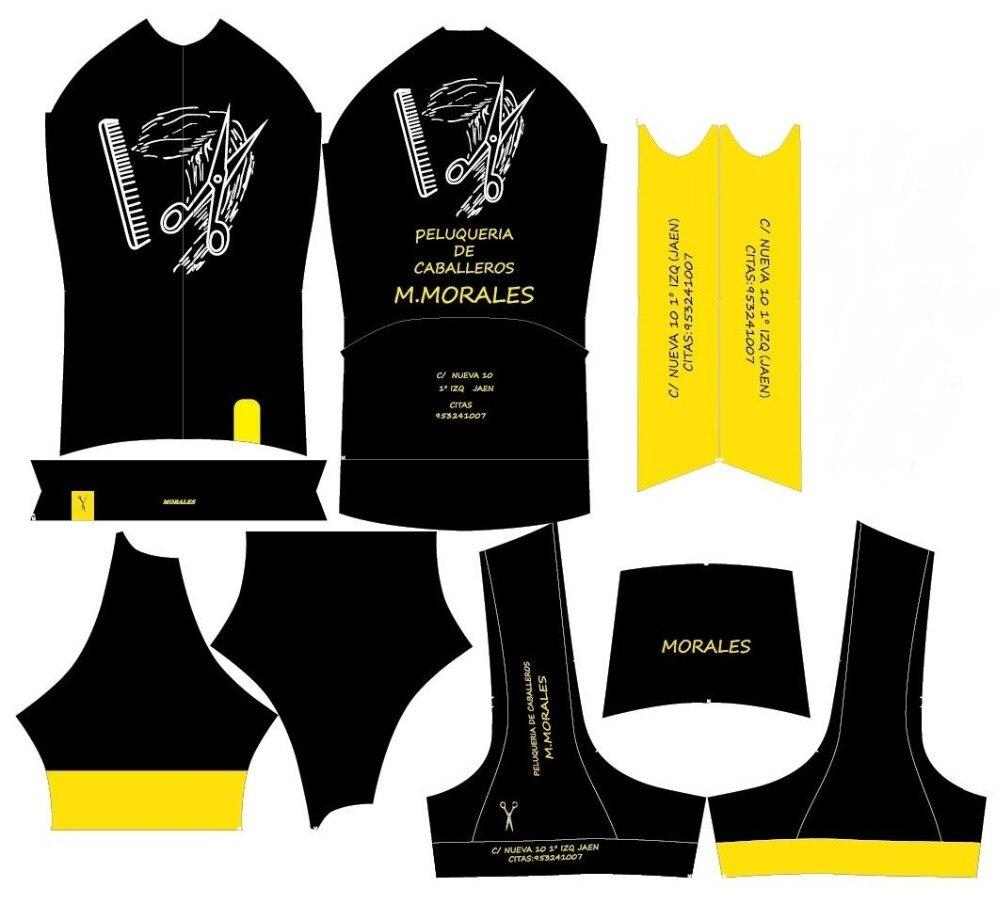 Por encargo 2016 peluquería BiB ciclismo pro equipo ropa ciclismo