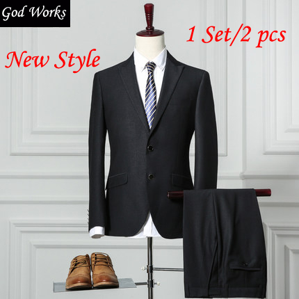 Popular Mens Black Suit Sale-Buy Cheap Mens Black Suit Sale lots ...
