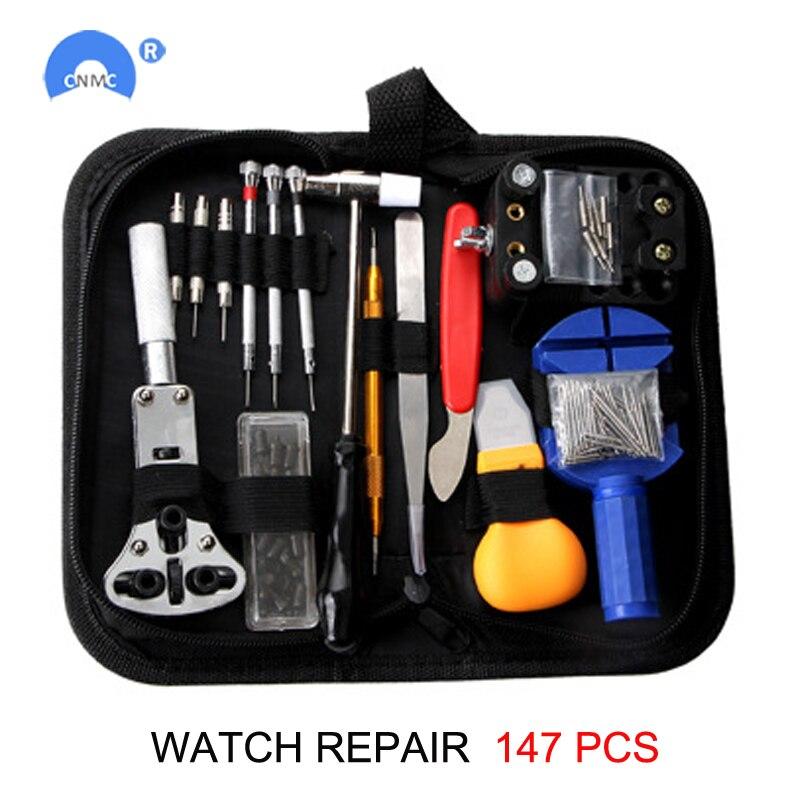 147Pcs Opener Remover Watch Repair Tool Kit Parts147Pcs Opener Remover Watch Repair Tool Kit Parts