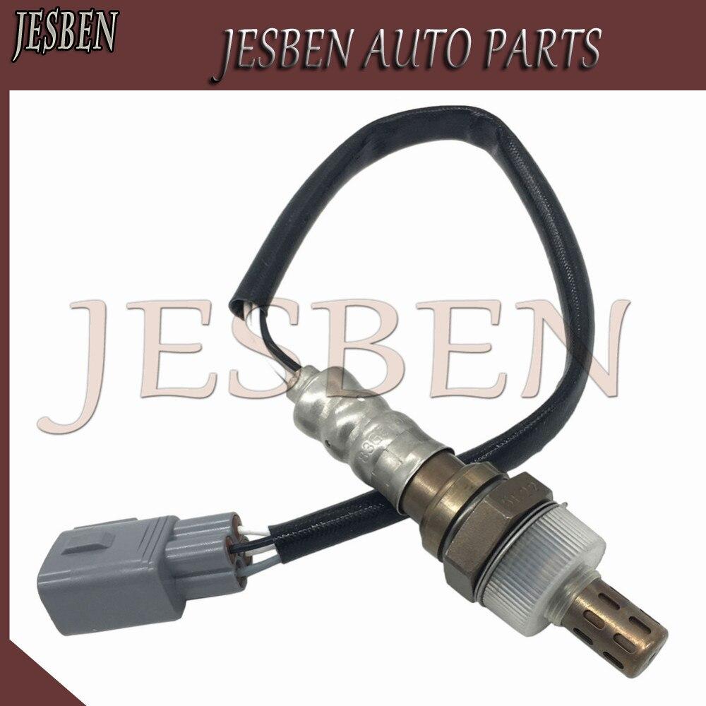 JESBEN ยี่ห้อใหม่ Lambda Oxygen O2 Sensor fit สำหรับ Toyota Yaris Vios Altis Corolla 1999-2016 NO #89465-52380 8946552380