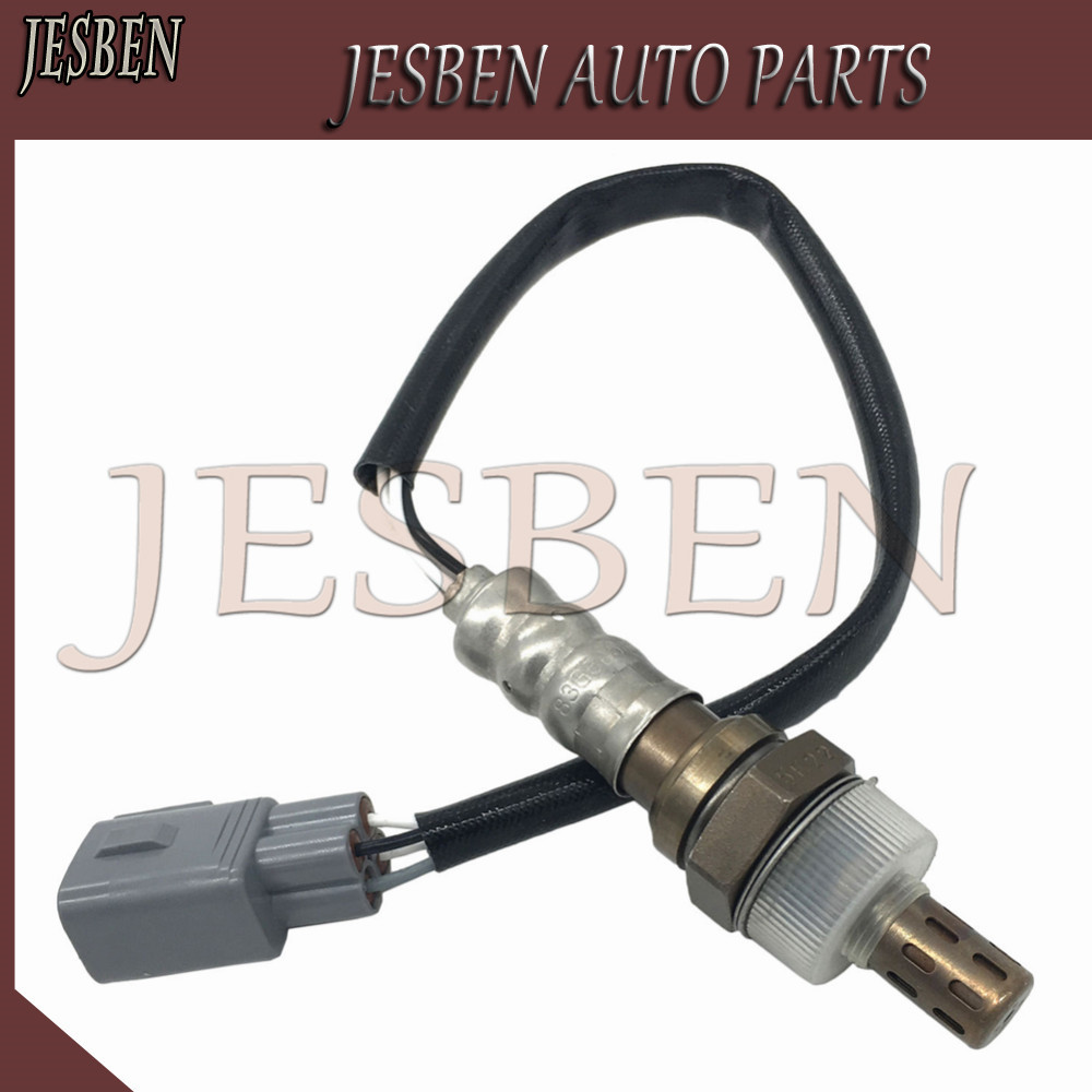 JESBEN nuevo Lambda oxígeno O2 Sensor apto para Toyota Yaris Vios Corolla Altis 1999-2016 #89465-52380, 8946552380