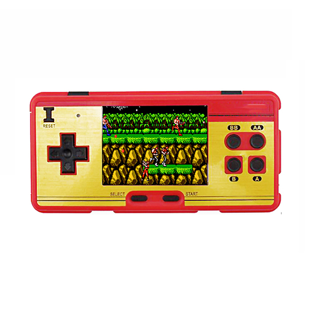 Video Game Console With 638 Different Games 3.0 Inch Screen Retro Game Handheld Games Console Player