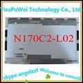 Free shipping 17 inch laptop lcd screen B170pw06 LP171wp4 LP171WX2 B170PW03 B170PW06 N170C2-L02 CCFL LCD PANEL