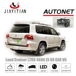 JiaYiTian kamera tylna do Toyota Land Cruiser L200 4000 ZX V8 GXR V6 CCD noktowizor/kamera cofania/kamera na tablicę rejestracyjną
