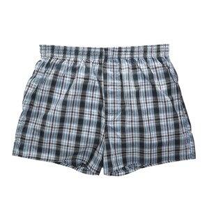 Image 3 - 10 יח\חבילה Mens מתאגרפים תחתוני מכנסיים קצרים 100% כותנה תחתוני רך משובץ מתאגרף זכר תחתונים נוח לנשימה מתאגרפים mens