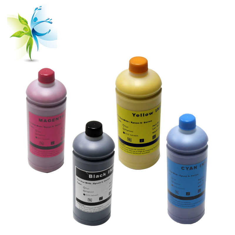 WINNERJET 1000ML Eco-solvent Ink for <font><b>Epson</b></font> Surecolor s30600 s30610 <font><b>s30670</b></font> s50600 s50680 Printer image