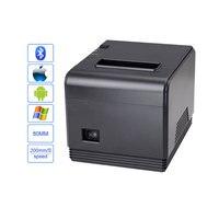 High Quality 80mm Auto Cutter USB Bluetooth Thermal Receipt Printer Pos Printer For Hotel Kitchen Restaurant