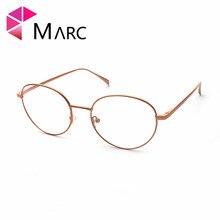 MARC NEW WOMEN MEN UNISEX Oculos spectacles Eyewear Wrap Reading Optical Black Silver Gold O002