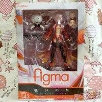 Gorący Guilty Korona Inori Yuzuriha Max Fabryka Figma 143 #15 CM Figurka