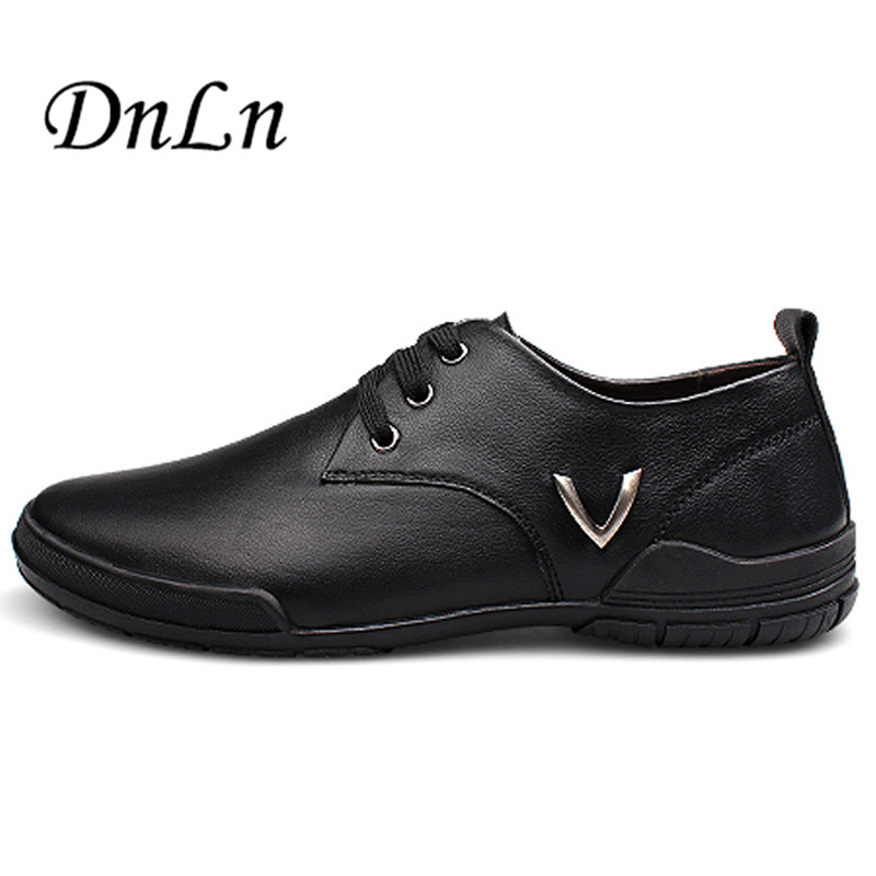 Size 37-48 Oxfords Men Genuine Leather Brand Spring Autumn Men's Formal Leather Shoes Dress Biritsh Vintage Retro Shoe D30